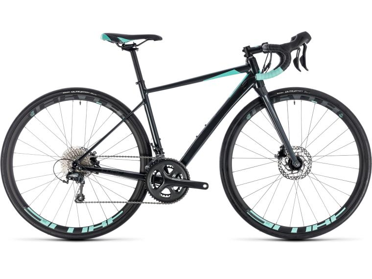 Cube Axial Race disc Dames Racefiets