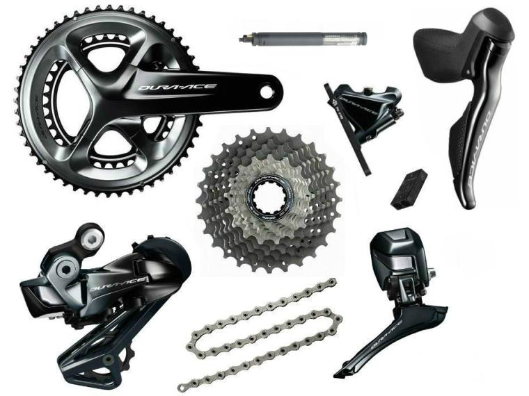 cf471540c4c Buy Shimano Dura Ace R9170 Di2 Disc Groupset | Mantel UK
