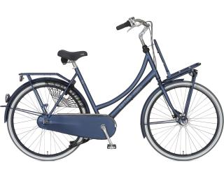 Cortina Roots Transport 7V Moederfiets Blauw