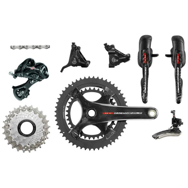Campagnolo Record H11 Disc Gruppesæt | Groupsets