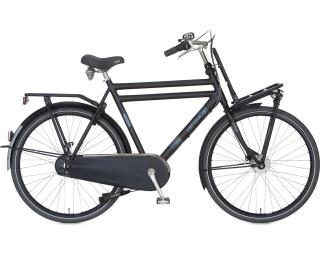Cortina U4 Denim 7V Transportfiets Heren / Blauw