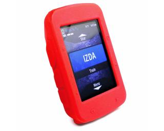 Tuff Luv Garmin Edge 520 Red