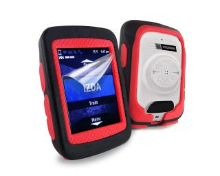 Tuff Luv Edge 520 Rugged Silicon Case Red