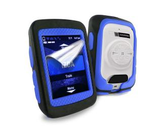 Tuff Luv Edge 520 Rugged Silicon Case Blue