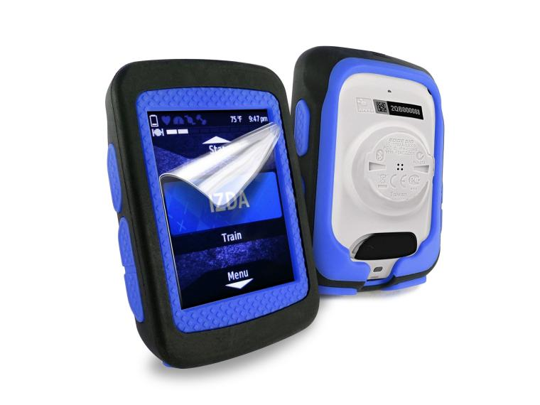 Tuff Luv Edge 520 Plus Rugged Silicon Case Blue
