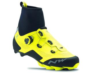 Chaussures VTT Northwave Raptor Arctic GTX Yellow Fluo / Black