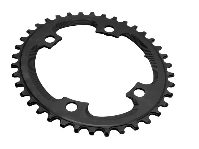 AbsoluteBLACK CX Oval 110/4 Chainring