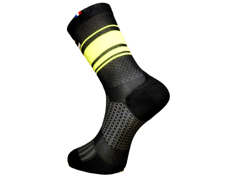 Rafa'L Boa Winter Socks 1 pair / Yellow