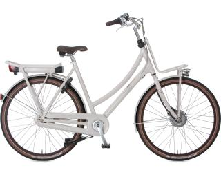 Cortina E-U5 Transport 8V Elektrische Fiets Dames / Wit
