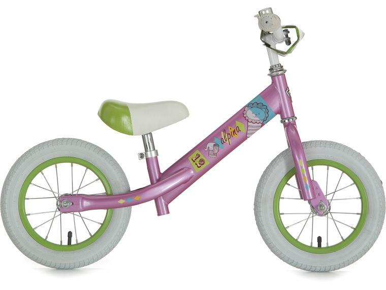 12 inch Løbecykel | Learner Bikes