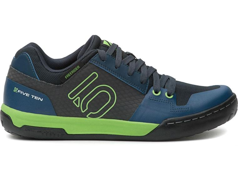 Five Ten Freerider Contact Freeride Shoes Semi-Solar Green