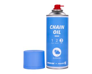 Lubrifiant Morgan Blue Chain Oil Spray