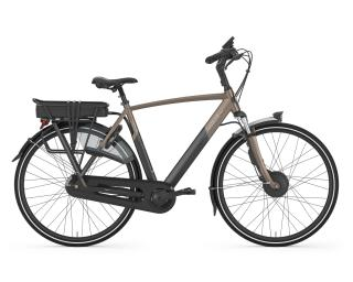 Gazelle Orange C7 + HFP E-Bike Herren / Schwarz