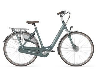 Gazelle Orange C7 Plus Citybike Damen / Blau / Niedriger Einstieg