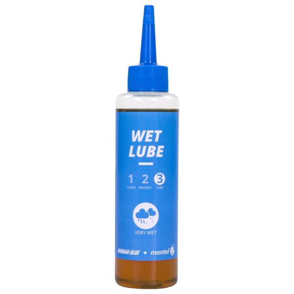 Morgan Blue Wet Lube | Rengøring og smøremidler