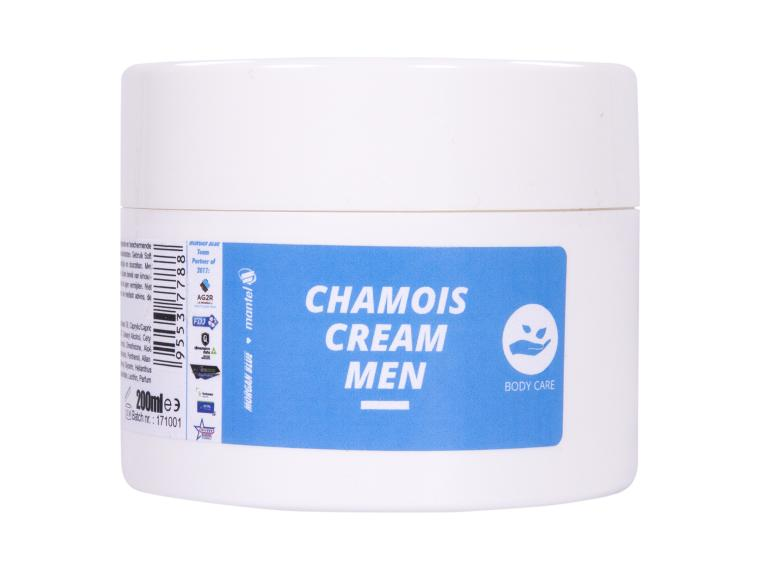 Morgan Blue Chamois Cream Men