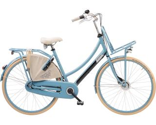 Sparta Pick-Up Country 7V Transportfiets Blauw