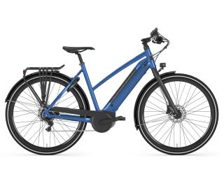 Gazelle CityZen C8 Plus HMB E-Bike Blau / Damen