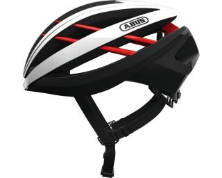 Abus Aventor Racefiets Helm Rood