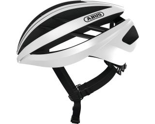 Abus Aventor Racefiets Helm Wit