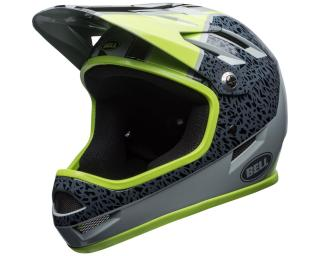 Bell Sanction MTB Helm Grau