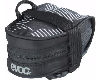 Evoc Saddle Bag Race Zadeltas Zwart