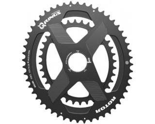 Rotor Q Rings Oval DM ALDHU 3D+ Chainring