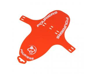 Fouriers Mudguard Orange