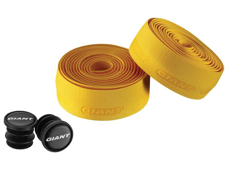 Giant Contact Gel Handlebar Tape Yellow