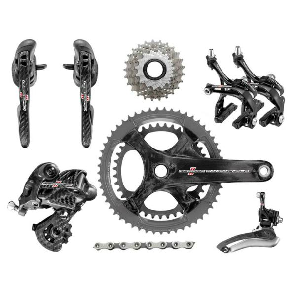 Campagnolo Record 2018 Gruppesæt   Geargrupper