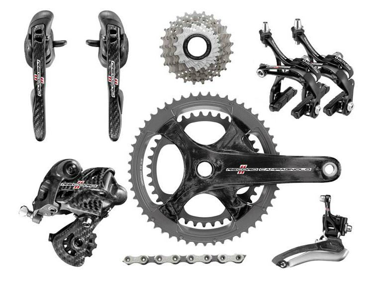 Campagnolo Record 2018 Groupset