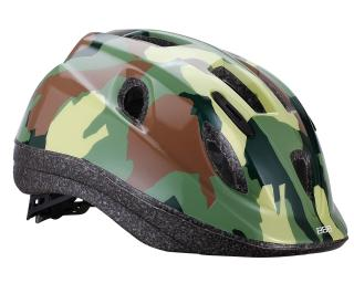 BBB Cycling Boogy Helmet Brown / Green / Black