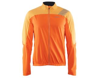 Craft Verve Rain Jacket Orange