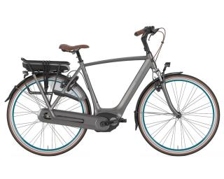 Gazelle Orange C7 HMB E-Bike Herren / Grau