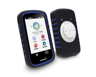 Tuff Luv Garmin Edge 1030 Rugged Blue