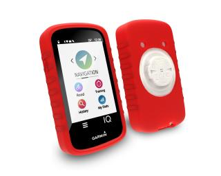 Tuff Luv Garmin Edge 1030 Red