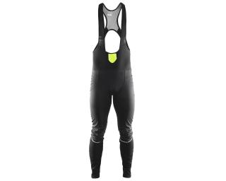 Craft Storm Bib Tight Zwart / Geel