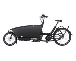 Urban Arrow Family Bosch Active 400 Wh Noir