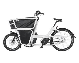 Urban Arrow Short Performance Line 400Wh Blanc