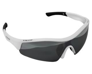 Trivio Vento Cycling Glasses White / Black