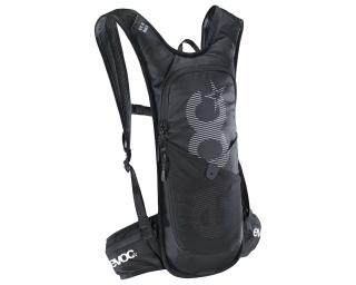 Evoc CC 3L Race + 2L bladder Backpack Black