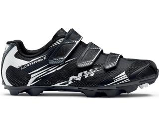 Northwave Scorpius 2 MTB Shoes Black / White
