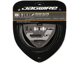 Jagwire Road Elite Sealed Shift Schwarz