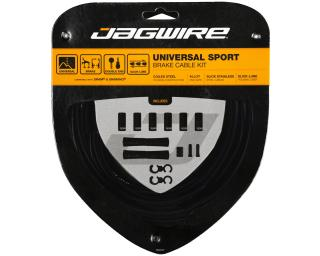 Jagwire Universal Sport Brake Cable set Black