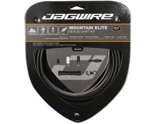 Jagwire Mountain Elite Sealed Shift Black