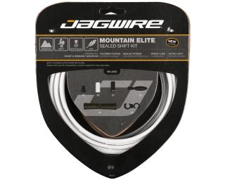 Jagwire Mountain Elite Sealed Shift Weiß