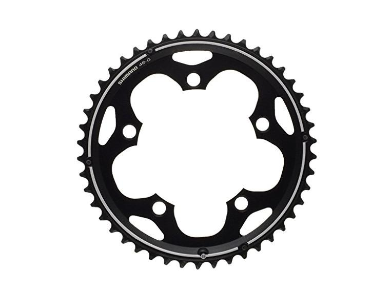 Shimano Cross CX50 Chainring Black