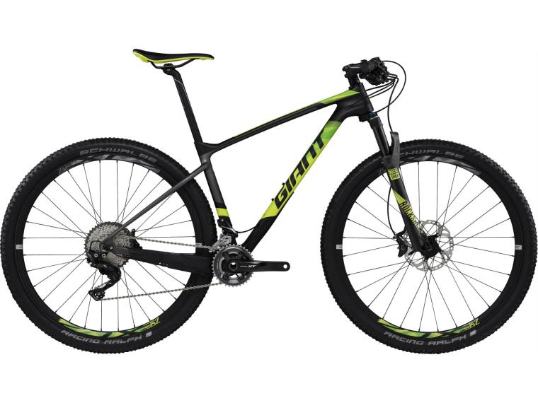 Giant XTC Advanced 29er 2 2018