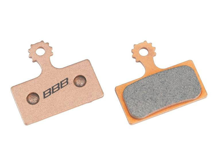 BBB Cycling Shimano BBS-56(S) Disc Brake Pads Hard (Metal)