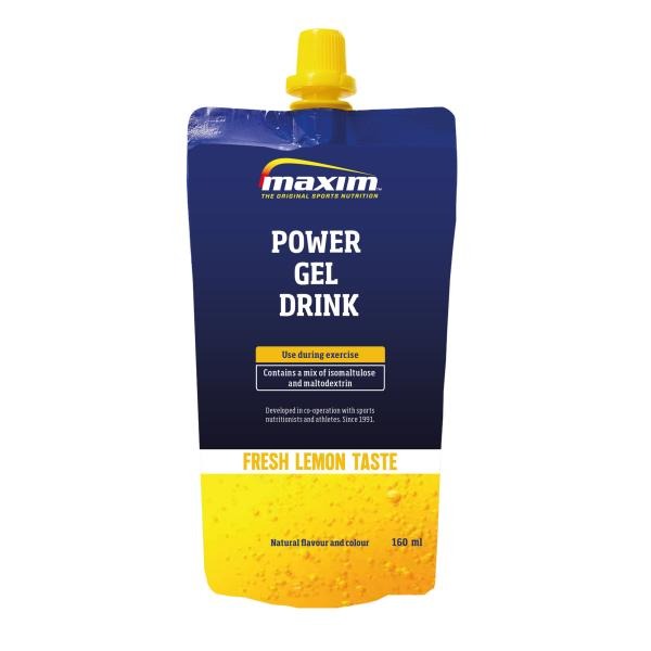 Maxim Power Gel Drink | Energy gels